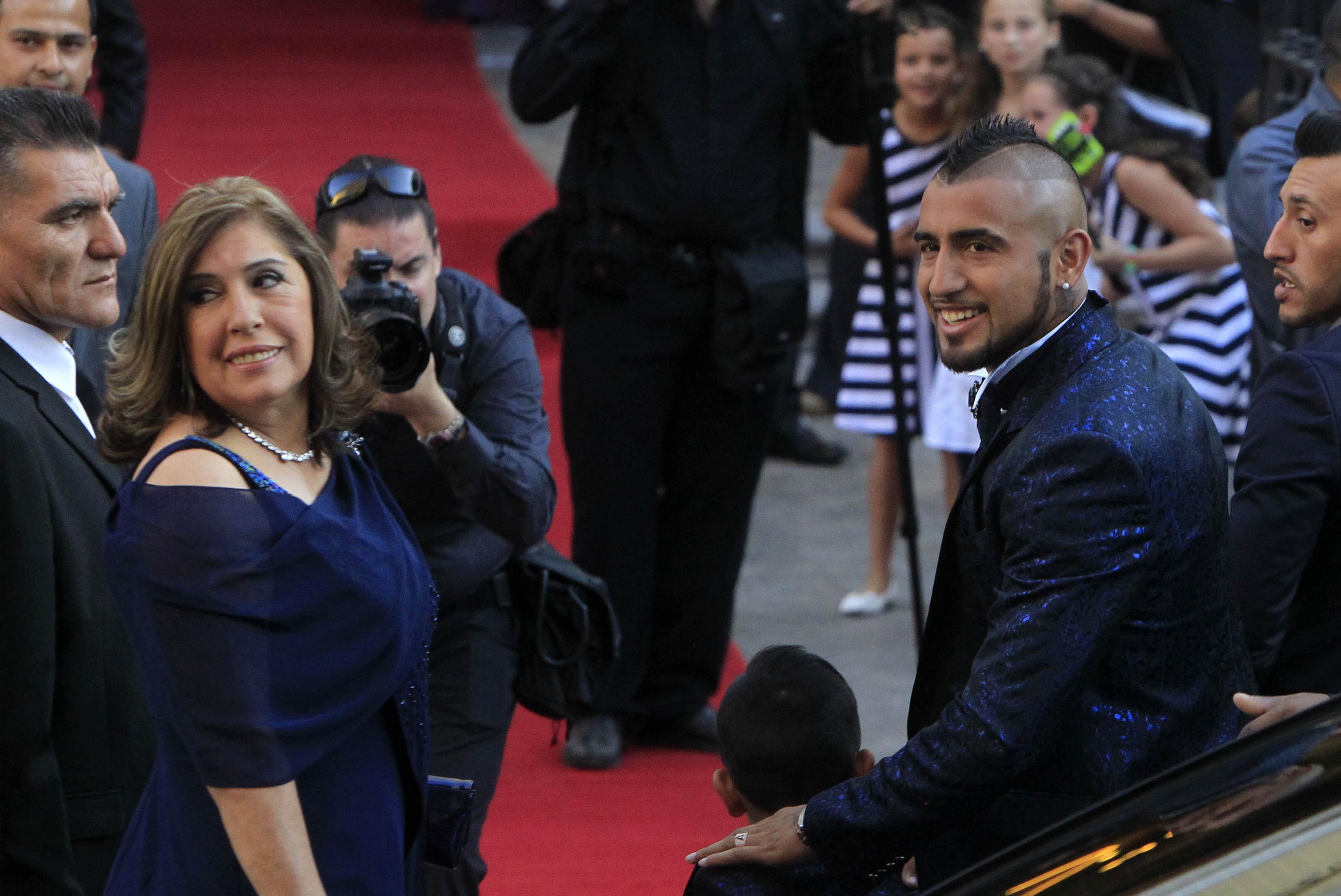 Mamá de Vidal sufre millonario robo en su domicilio: Especies sustraídas  están avaluadas en $100 millones